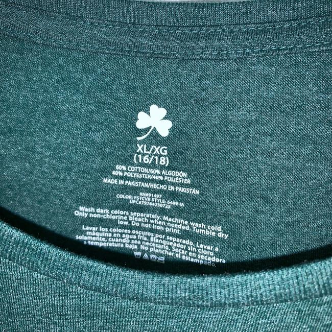 St Patrick's Day T Shirt green Image 1