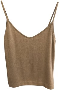 St. John Camisole Top Light Brown