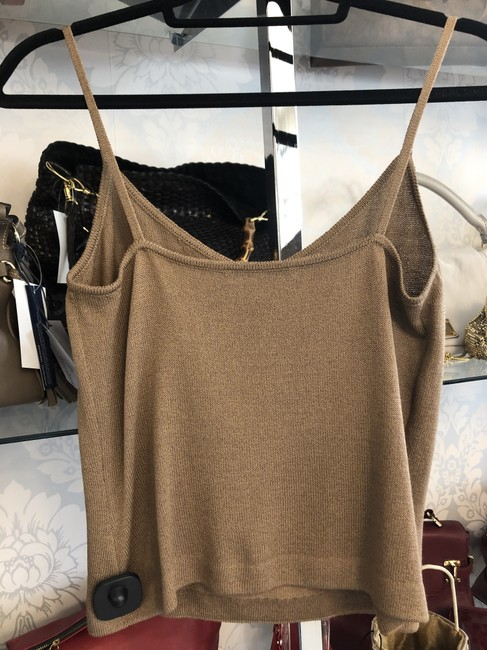 St. John Camisole Top Light Brown Image 2