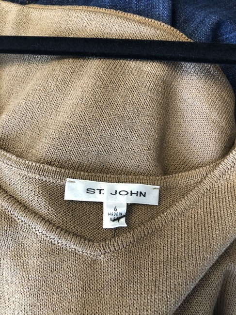 St. John Camisole Top Light Brown Image 4