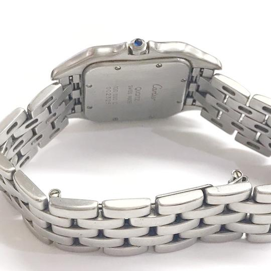 Cartier Gently Used Cartier Stainless Steel Panther Wristwatch Image 2