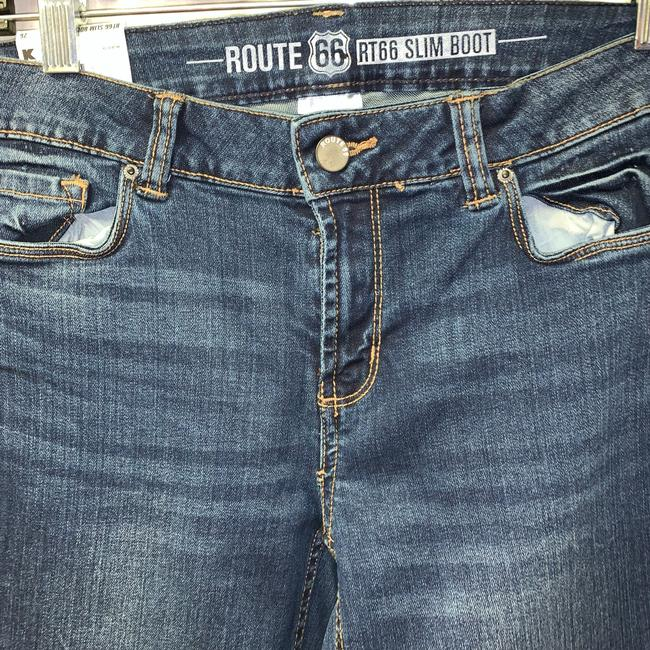 Route 66 Boot Cut Jeans Image 1