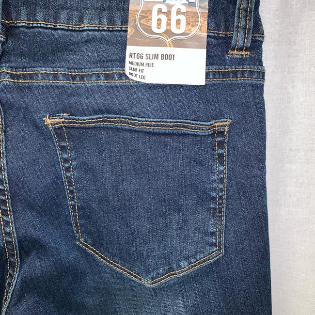 Route 66 Boot Cut Jeans Image 4