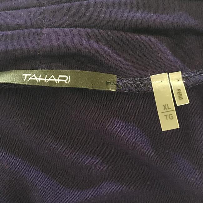 Tahari Drape Front Viscose Size Xl Extra Large New With Tags Sweater Image 2