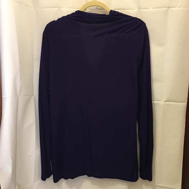 Tahari Drape Front Viscose Size Xl Extra Large New With Tags Sweater Image 6