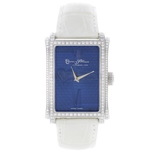 Cuervo y Sobrinos Prominente Original Diamonds Unisex Watch A1010.1BC-SP