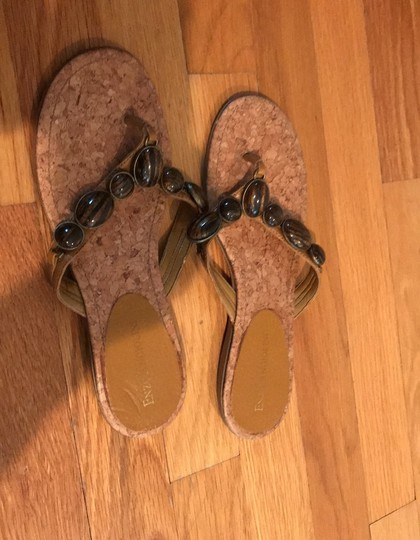 Enzo Angiolini brown Sandals Image 1