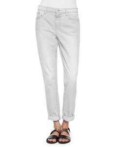 J Brand Boyfriend Cut Jeans-Light Wash