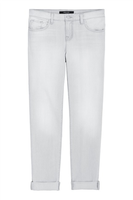 J Brand Boyfriend Cut Jeans-Light Wash Image 2