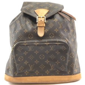 Louis Vuitton Gm Montsouris Backpack