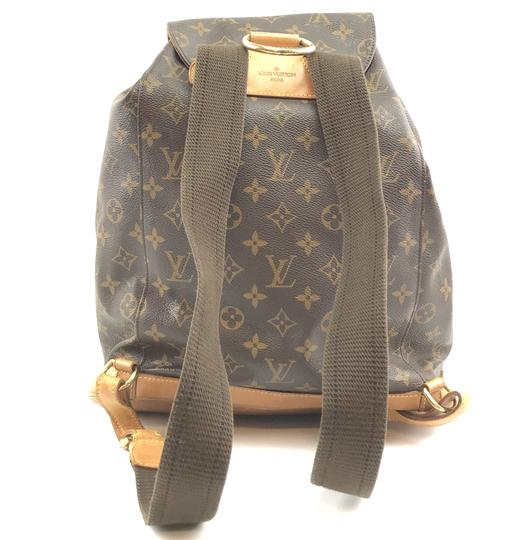 Louis Vuitton Gm Montsouris Backpack Image 1