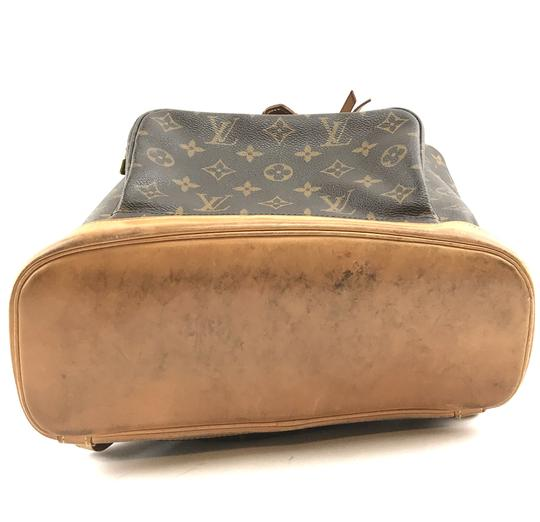 Louis Vuitton Gm Montsouris Backpack Image 3