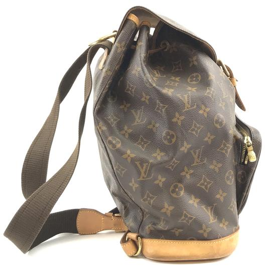 Louis Vuitton Gm Montsouris Backpack Image 6