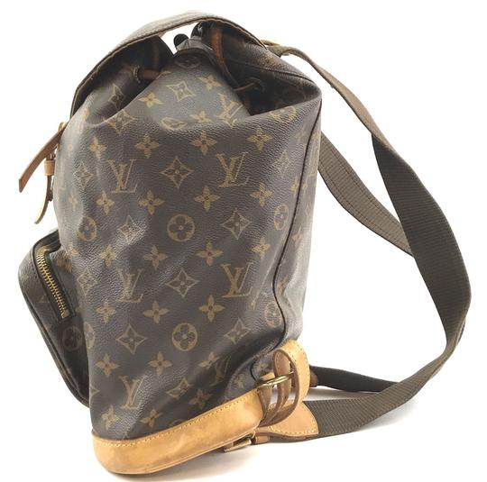 Louis Vuitton Gm Montsouris Backpack Image 7