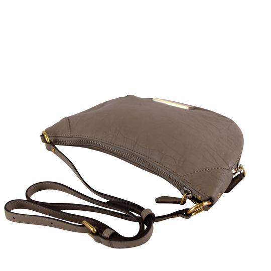 Marc by Marc Jacobs Washed Up Leather Cross Body Bag Image 7