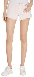 J Brand Cut Off Shorts vintage orchid ice