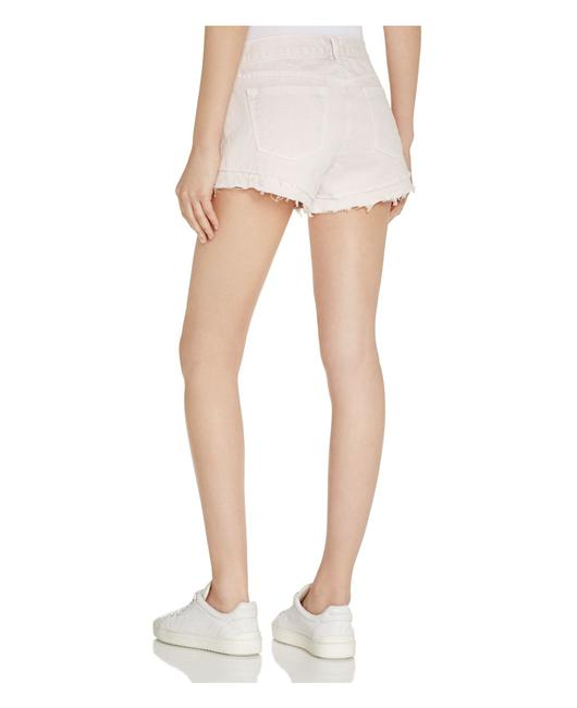 J Brand Cut Off Shorts vintage orchid ice Image 1