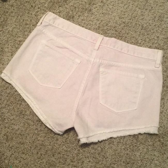 J Brand Cut Off Shorts vintage orchid ice Image 3