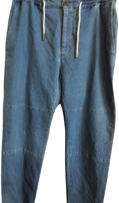 Preload https://img-static.tradesy.com/item/25375191/blue-light-wash-10-in-italy-drawstring-relaxed-fit-jeans-size-33-10-m-0-1-650-650.jpg