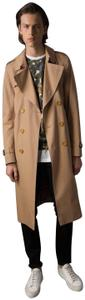 Burberry Jacket Women's Jacket Jacket Trench Coat