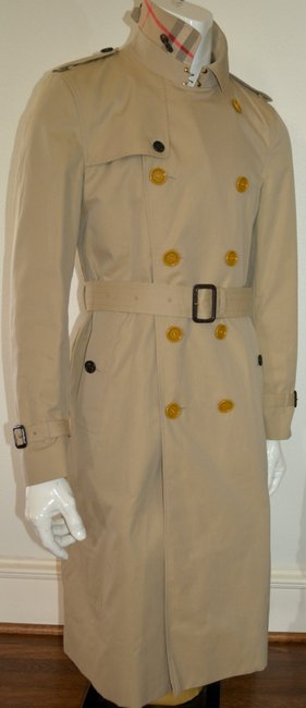 Burberry Jacket Women's Jacket Jacket Trench Coat Image 1