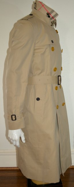 Burberry Jacket Women's Jacket Jacket Trench Coat Image 3
