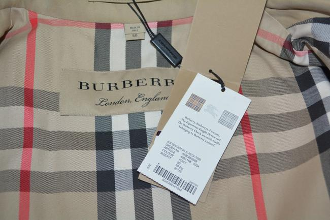 Burberry Jacket Women's Jacket Jacket Trench Coat Image 8