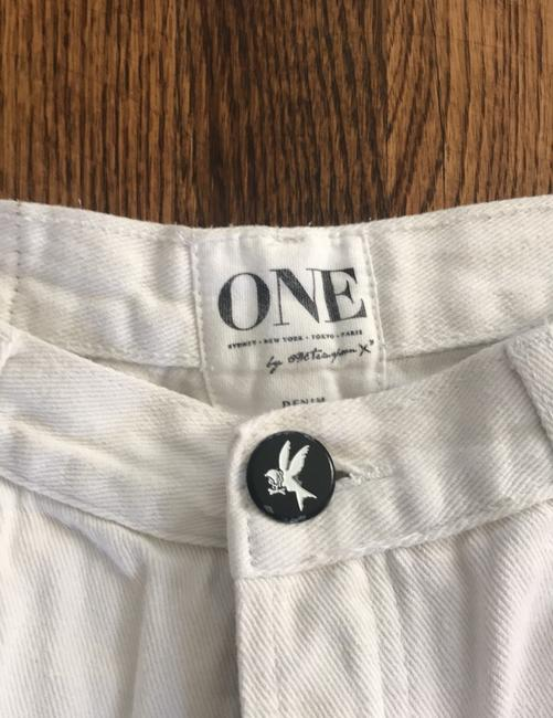 One Teaspoon Mini/Short Shorts off white Image 3