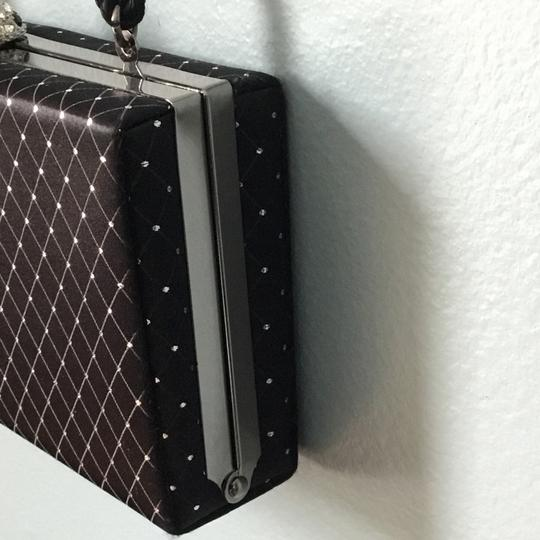 Kenneth Jay Lane Black Clutch Image 2