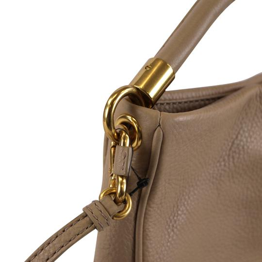 Marc by Marc Jacobs Too Hot Too Handle Hoctor Leather Cross Body Bag Image 9