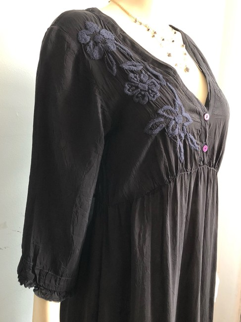 black Maxi Dress by Johnny Was Image 1