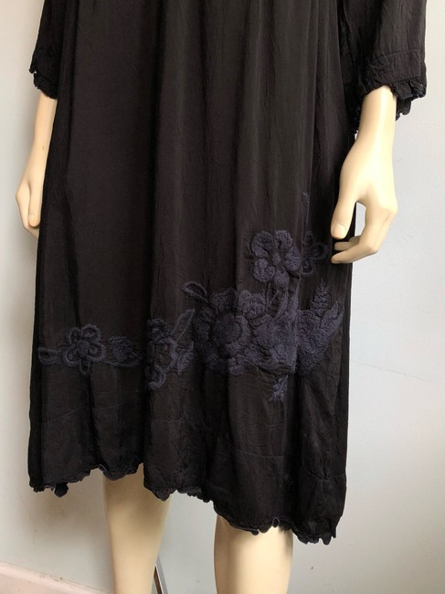 black Maxi Dress by Johnny Was Image 2