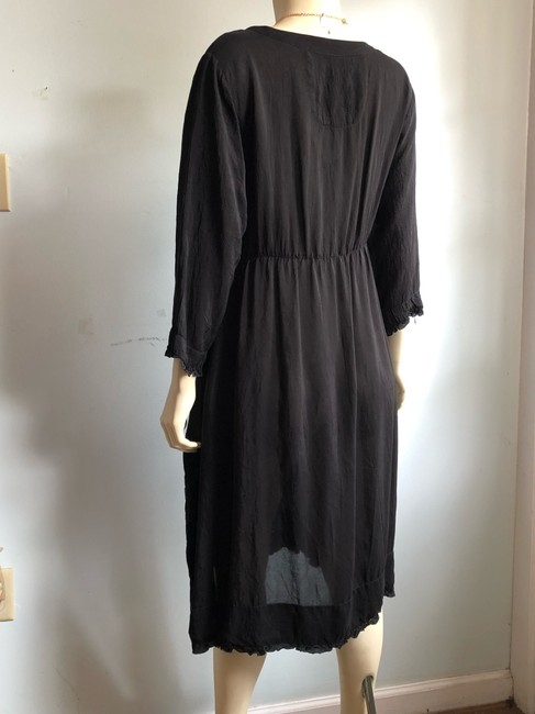 black Maxi Dress by Johnny Was Image 4