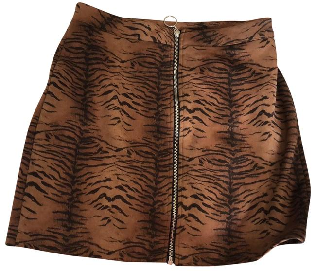 By the way Mini Skirt multi Image 0