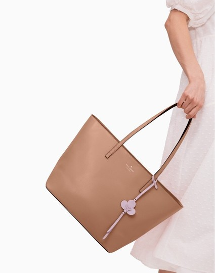 Kate Spade Tote in Toasty(light brown Image 2