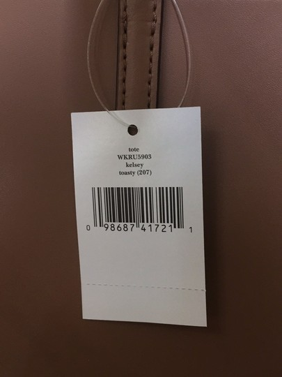 Kate Spade Tote in Toasty(light brown Image 8