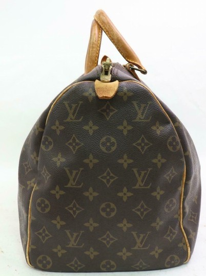 Louis Vuitton Keepall 45 M41428 Lv Boston Lv Brown Travel Bag Image 1