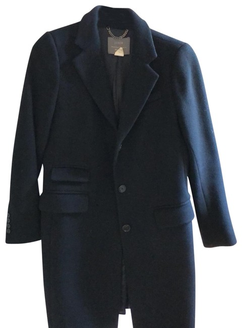 Preload https://img-static.tradesy.com/item/25375445/jcrew-black-wool-coat-size-4-s-0-1-650-650.jpg