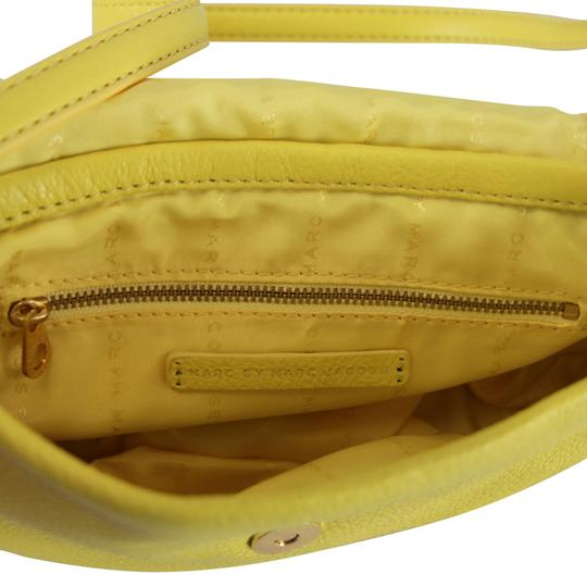 Marc by Marc Jacobs Q Percy Leather Cross Body Bag Image 10