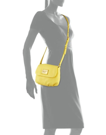 Marc by Marc Jacobs Q Percy Leather Cross Body Bag Image 2