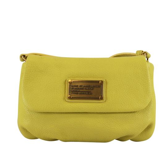 Marc by Marc Jacobs Q Percy Leather Cross Body Bag Image 4