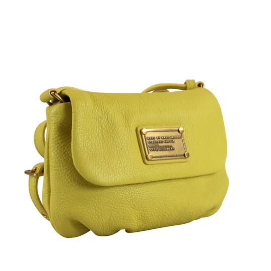 Marc by Marc Jacobs Q Percy Leather Cross Body Bag Image 5
