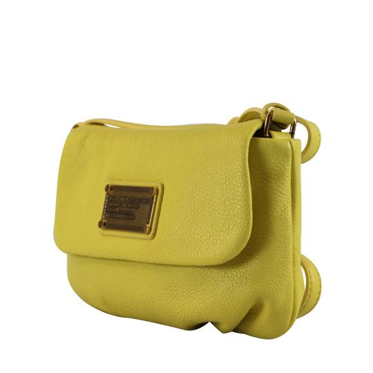 Marc by Marc Jacobs Q Percy Leather Cross Body Bag Image 6