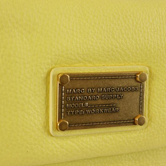 Marc by Marc Jacobs Q Percy Leather Cross Body Bag Image 9