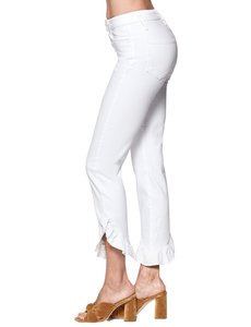Paige Capri/Cropped Denim