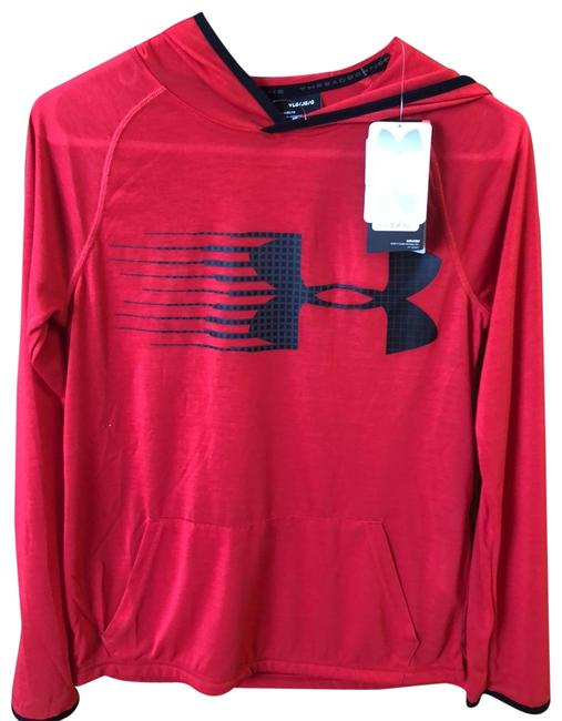 Preload https://img-static.tradesy.com/item/25375487/under-armour-red-and-black-youth-large-loose-heat-gear-sweatshirthoodie-size-12-l-0-1-650-650.jpg