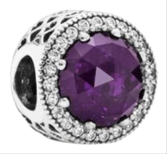 Preload https://img-static.tradesy.com/item/25376532/pandora-purple-radiant-hearts-charm-0-1-540-540.jpg