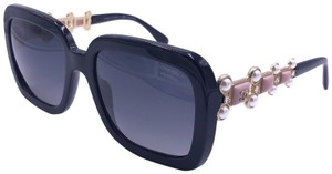 Chanel CHANEL BIJOU LIMITED EDITION 5335HB C.1325/S8 CRYSTALS PEARL POLARIZED