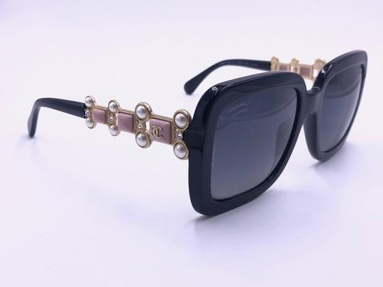 Chanel CHANEL BIJOU LIMITED EDITION 5335HB C.1325/S8 CRYSTALS PEARL POLARIZED Image 1