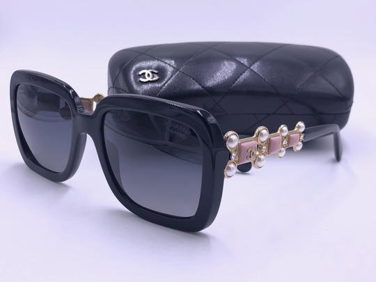 Chanel CHANEL BIJOU LIMITED EDITION 5335HB C.1325/S8 CRYSTALS PEARL POLARIZED Image 10